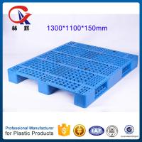 1300*1100*150 shingle Hygienic HDPE new and recyeld racking  Plastic Pallets for  in China manufactory Manufactures