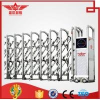 China Auto guide sliding gate iron pipe prices main house gate designs-J1430 on sale