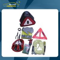 CE Roadside Emergency Kit , Auto Emergency Tool Repair Kit Safety Manufactures