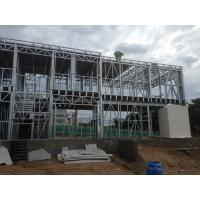 China Modern Quick Install Prefabricated House , Metal Prefabricated Housing Modules on sale