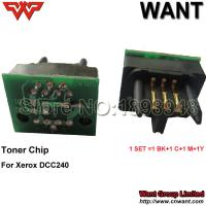 Laser printer toner chip for Xerox DocuCentre C240 320 400 reset cartridge chip DCC240 DCC320 DCC400 DC C240 C320 C400 Manufactures