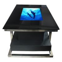 China 32 Inch Waterproof Nano Touch Screen Windows Lcd Display For Coffee And Tea Game Table wholesale