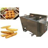 China High Production Industrial Deep Fryer With Filtration System HRS150 on sale