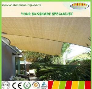 China 100% HDPE sun shade sail, outdoor garden sun shade net manufacturer on sale