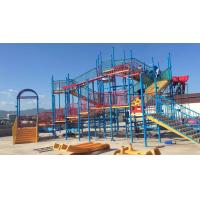Customized Philippines Water Park Project With 3500 M2 Galvanized Carbon Steel Manufactures