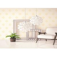 China Simple Chinese Classical PVC Interior Room Wallpaper With CE / ISO wholesale