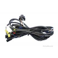 Max Current 9.4A Wire Harness Assembly H4 Cable Harness AWG14 For Automobile