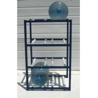 Buy cheap 4tier 3 gallon water bottle rack from wholesalers