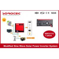 1000VA / 720W Solar Power Inverter Supply the reliable Long Bace up Time Power Manufactures