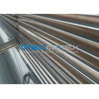 China Cold Rolled Gas Precision Stainless Steel Tube / Tubing For Fuild on sale