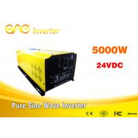 DC/AC Inverters off grid inverter single output solar power 24 volt inverter with 1 years warranty Manufactures