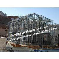 China Contractors for Structural Steel Fabrication And Structural Steel Frame Quick Erected Prefabricated Building Manufactures