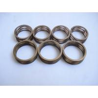 China Special Shape Torsion Coil Spring Rust Proof Carbon Steel / Stainless Steel Material wholesale