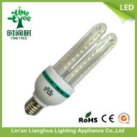 Buy cheap Energy Saving 4u e27 led light bulb 15W 16W Daylight 25000H from wholesalers