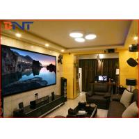 Profession 150 Inch Fixed Frame Projection Projector Screen for Home Theater Manufactures
