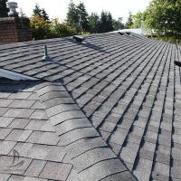 China Cheap Lowest Wholesale Asphalt Shingles Laminated Roofing Price From Fiberglass Asphalt Shingles Roofing Manufacturing on sale