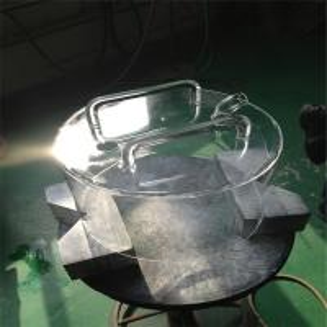 Quartz Glass Waste Bottle Manufactures