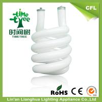 China Compact Florescent Lamp Halogen T4 CFL Glass Tube / CFL Raw Material Glass Tube wholesale