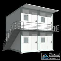 China Granny Flat House Container Modular Homes Corrosion Resistance wholesale