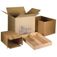 China Logo Printed Custom Carton Boxes Offset Printing Cardboard Mailing Boxes wholesale
