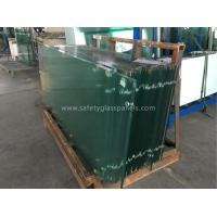 Impact Ocean Blue Laminated Safety Glass Insulated Glass Panel 5mm 6mm 8mm Manufactures