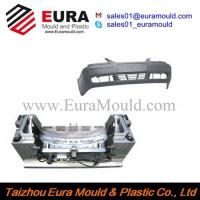 EURA Professional manufacturer provide Car bumper / Auto body plastic injection mould Manufactures