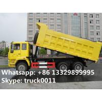 factory direct sale dongfeng dalishen 6*4 30ton dump truck for sale, 10 wheels sand transporting dump truck for sale Manufactures