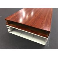 China Extruded Profile Suspended Metal Ceiling Commercial Baffle Ceiling Linear Metal Strip wholesale