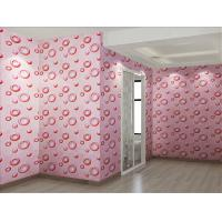 Studio Modern 3D Wall Panels Ecological Material 3D Wall Covering 2.0 cm Manufactures