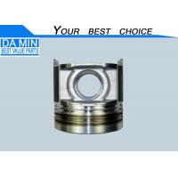 Lightweight ISUZU Diesel Engine Piston For CXZ 6WF1 1121119990 High Performance