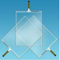 "RTP 4W 2"" 2.5"" 2.8"" Resistive Touch Screen Panel For Smart Home , 4:3 Aspect Ratio Manufactures"