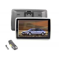 China 10.1 Headrest Portable Dvd Player Capacitive Touch With SD Card / USB Reader on sale