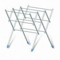 Clothes Rack, Made of Stainless Steel, Foldable, Easy to Store Manufactures