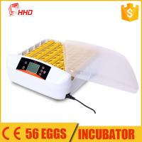 China 2016 new products portable China fully automatic egg incubator and hatcher YZ-56A Manufactures