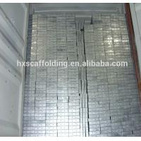 Adto 420*45*1800mm Galvanized Scaffolding Metal Planks with Hooks Manufactures
