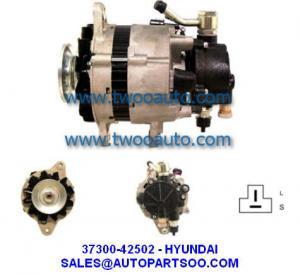 China 37300-42502 37300-42505 - HYUNDAI Alternator 12V 65A Alternadores wholesale