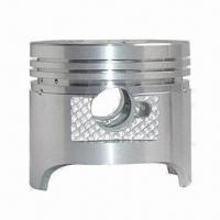 China Piston for motorcycle, OEM orders are welcome on sale