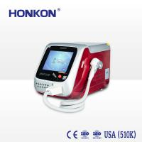 China High Speed Sliding 808nm Diode Laser Hair Removal Machine For Clinic , 808nm Laser Depilator wholesale