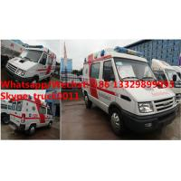 Wholesale High quality and low price IVECO 4*2 LHD diesel mobile transiting ambulance,IVECO ambulance vehicle for sale Manufactures