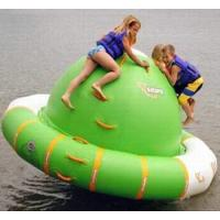 China 0.9 Mm PVC Tarpaulin Combos Units Inflatable Water Toys For Competition Game on sale