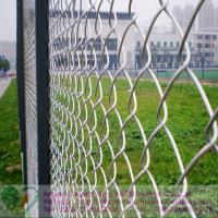 galvanized or pvc coated chain link fence Manufactures