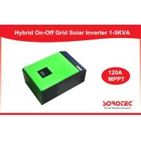 1~5KVA Solar Power Inverters / Off On Grid Inverter With MPPT , 30kw Max Power Manufactures