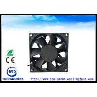 Durable 3.6 Inch Reversible 48v DC Cooling Fans 92mm X 92mm X 38mm