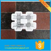 plastic moulds paving stone Grass Paver Mould for price Manufactures