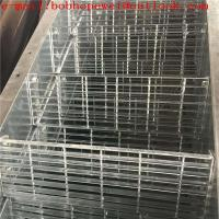 China Galvanized Steel Grating , Light Weight Metal Grate Sheet For Stair Tread/2018 hot sale hot-dipped galvanized steel grat on sale