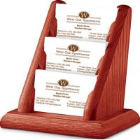 12 Pocket Classic Plastic Brochure Display Stand Manufactures