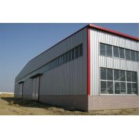 China Professional Design Factory Steel Structure / Prefabricated Facrory Building / Steel Structure Workshop Building wholesale