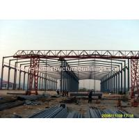 China GB standard steel plate structures with Easy construction For Southeast Asia on sale