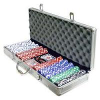 500PCS Poker Chips Set - 2 Manufactures