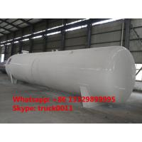 33tons Top level latest spherical lpg storage spherical tank for sale, China on ground bullet propane gas storage tank